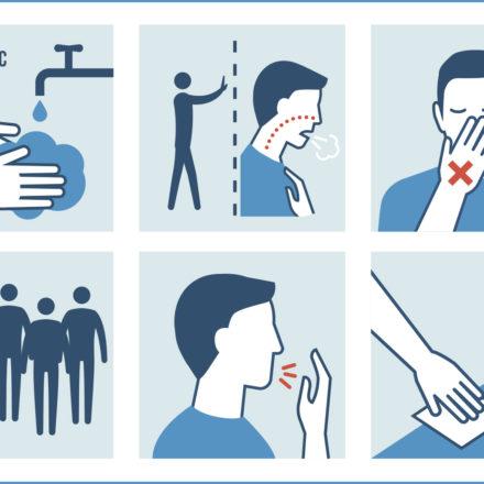 comportamenti da seguire coronavirus